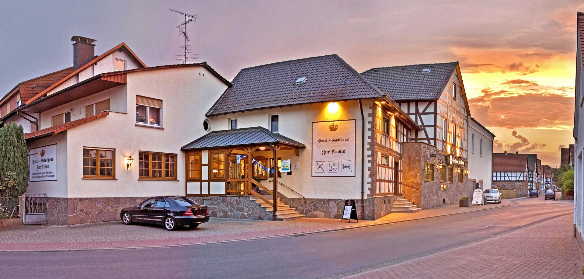 Landgasthof Zur Krone Ronneburg