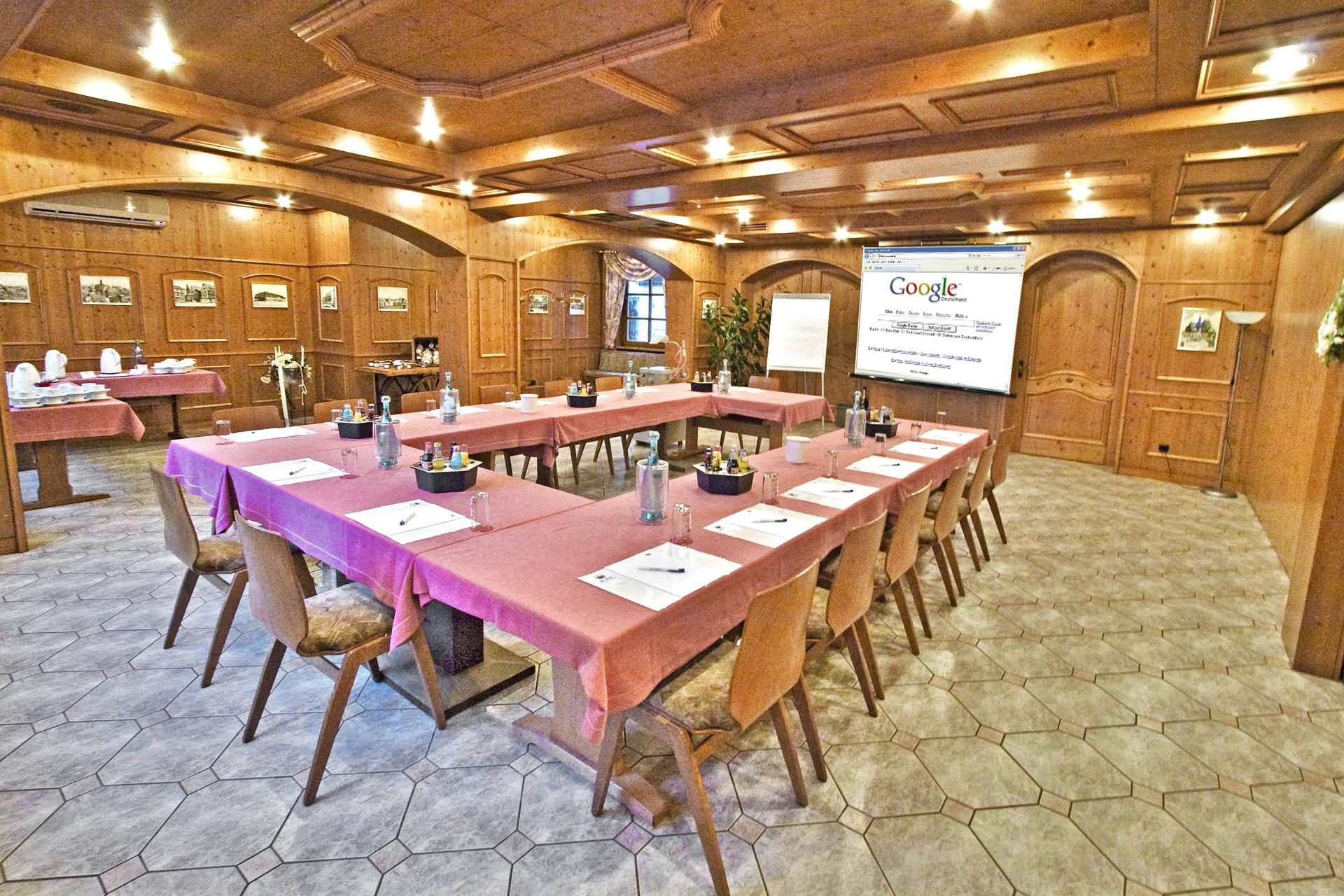 Tagungen im Landgasthof Zur Krone