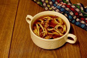 Suppen zum Mittagstisch